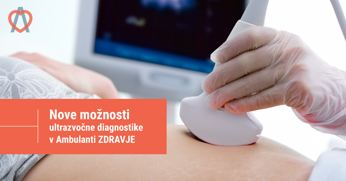 Ambulanta ZDRAVJE: Specialistični center za ultrazvočno diagnostiko