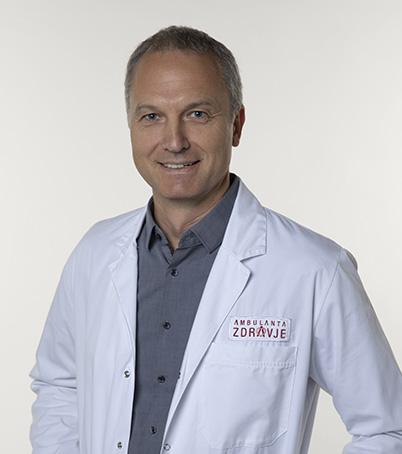 Ladislav Kovačič dr.med., specialist travmatolog